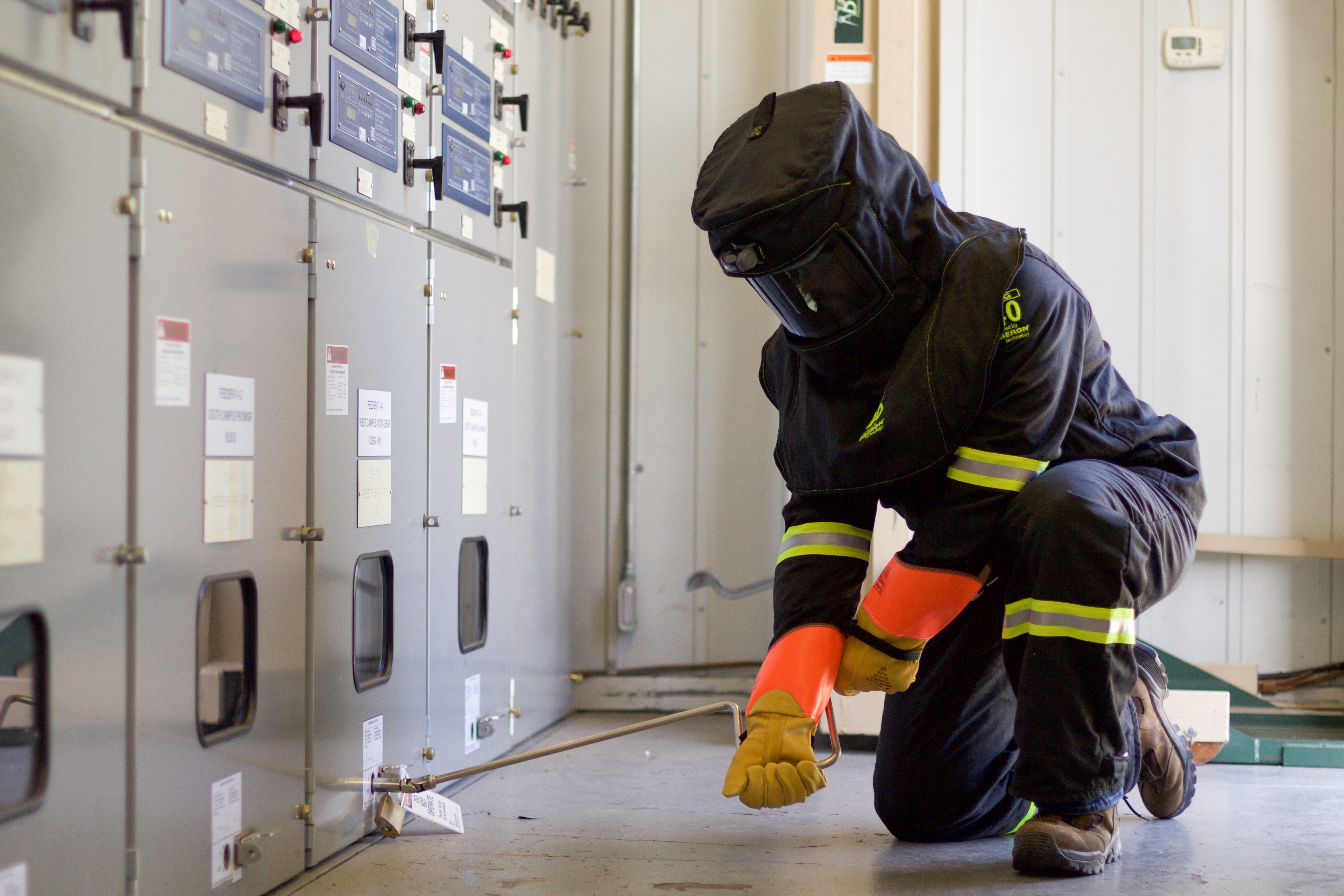 Arco Gas Stations >> Understanding Arc Flash Personal Protection (PPE) Categories
